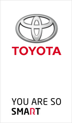 TOYOTA YOU ARE SO SMART